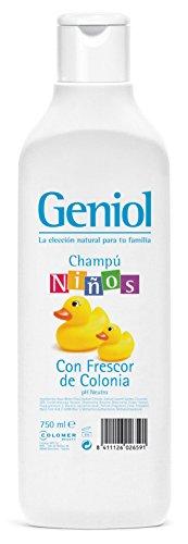 Geniol Ninos Shampoo - 750 ml