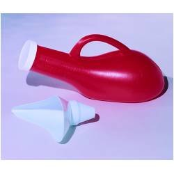 Amazon.com: Portable Urinal with Female Adapter: Health & Personal Care