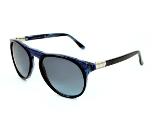 Gucci Sunglasses GG 1014 /S R1LNM Acetate plastic Blue Gradient blue Reviews