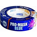 9532-1.5 1.41-Inch x 60-Yard ProMask Blue with Bloc-it Painters Tape