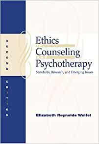 ethics in counselling research Ethics in counseling ethics in the counselling and psychotherapy protects the client and the therapist involved in the therapeutic students, supervisees, colleagues, and research participants a code of ethics is designed to protect the well-being of those served by counselors, as.
