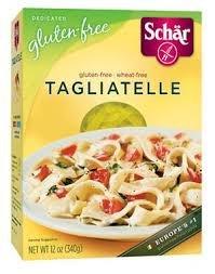 Schar: Gluten Free Tagliatelle Pasta 12 Oz (10 Pack)