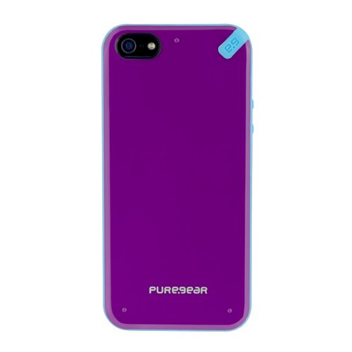 Puregear 02-001-01827 Slim shell for iPhone 5 - 1 Pack - Retail Packaging - Passion Fruit