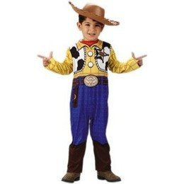 Child's Toy Story Woody Costume Size Small (4-6)