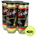 Gamma Championship Tennis Ball (Lime)