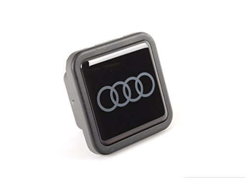 Genuine Audi Accessories ZAW092702 Trailer Hitch Cap (Audi Q5 Trailer compare prices)