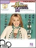 Hannah Montana (Trombone) - Instrumental Folio - Bk+CD