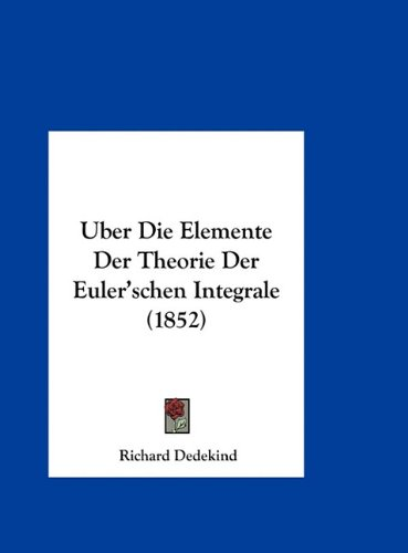 essays on the theory of numbers dedekind pdf