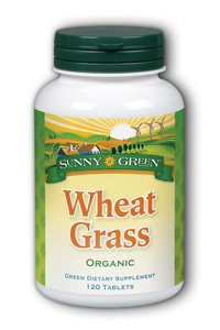 Wheat Grass 500mg  120 Tabl