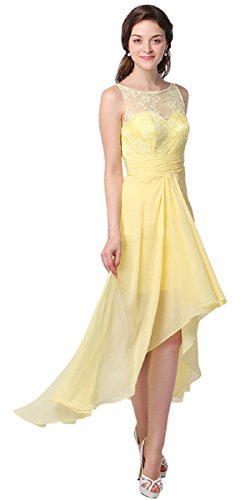 LOVEBEAUTY-Womens-Hi-Lo-Party-Evening-Homecoming-Dresses