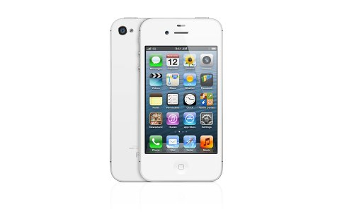 Virgin Mobile - Apple Iphone 4s 16gb Memory No-contract Mobile Phone ...