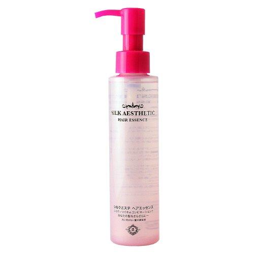 シルクヘアエッセンス洗い流さない髪の美容液