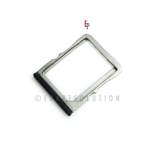 ePartSolution-HTC One M7 SIM Card Tray Holder Slot Black Replacement Part USA Seller (Htc Phone Parts compare prices)