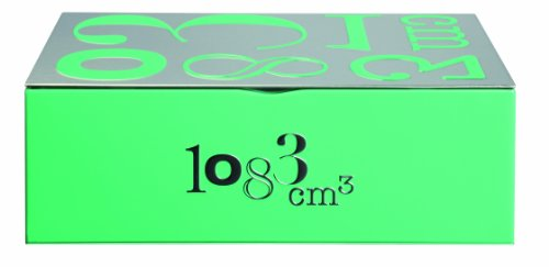 Virojanglor 024106 Volumétrie Boîte Sucre Turquoise