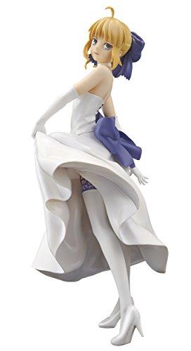 Fate/stay night [UBW] セイバー フィギュア SQ フェイト ドレス アニメ グッズ プライズ グッドスマイルカンパニー バンプレスト