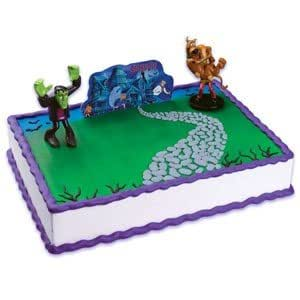 Cake Decorating Kit With Book : Scooby Doo Cake Decorating Kit: Amazon.co.uk: Toys & Games