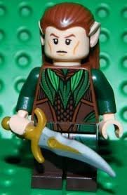 Lego: The Hobbit - Desolation of Smaug - Mirkwood Elf - 1