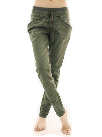 (Les Hiboux) コーデ 合わせやすい チノパン カーゴ パンツ 大きい サイズあり レディース ファッション レ・イブー オリジナルタグ入り