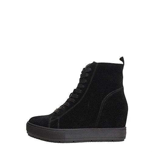 Fornarina PIFMJ9543WSU Sneakers Donna Crosta NERO NERO 38