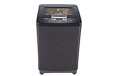 LG T80BKF21P Top-loading Washing Machine (7 Kg, Black Knight)
