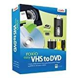 Roxio Easy VHS to DVD Software