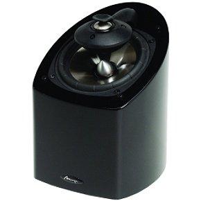 Mirage Omd5 Black (Ea) Omnipolar(Tm) Bookshelf / Satellite Speaker