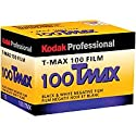 Kodak T-MAX 100 Speed 36 Exposure Professional  Black & White 35mm Film