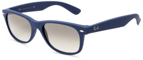 68900cee9 Available at Amazon Check Price Now! If you are looking for the Cheap Ray-Ban  New Wayfarer Sunglasses Rb2132 811/32 Light Blue Rubber ...