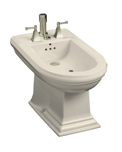 More information about KOHLER K 4886 47 Memoirs Bidet, Almond