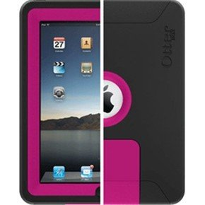 OtterBox iPad 1 Defender Case, Black Pink