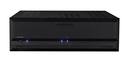 Emotiva Audio SA-250 Studio Reference Power Amplifier Review