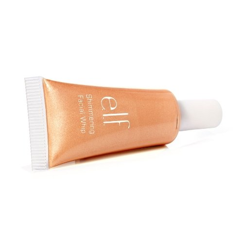 e.l.f. Essential Shimmering Facial Whip Golden Peach