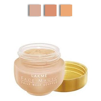 Lakme Face Magic Daily Wear Souffle 30Ml front-63358