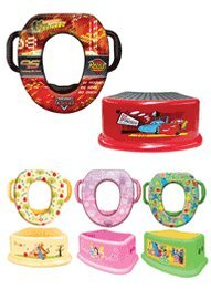 ... Disney Princess Combo Step Stool u0026 Potty ...  sc 1 st  Home Garden Life : potty chair step stool - islam-shia.org