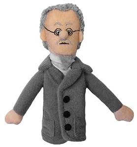 Leon Trotsky Finger Puppet Magnet by The Unemployed Philosophers Guild