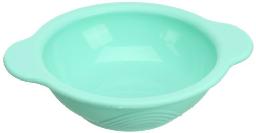Lexnfant Silicone Baby Round Bowl (Green)
