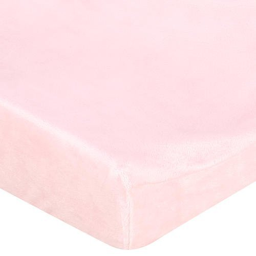 Babies R Us Changing Pad Cover - Bright Pink - 1