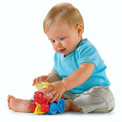 Fisher-Price Poppity Pop Train