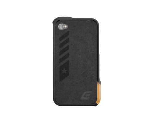 Genuine Element Case Vapor Pro Black Ops Bumper Case for Apple iPhone 4 4S (with Certification and Authenticity... Black Friday & Cyber Monday 2014