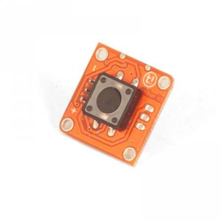 Tinkerkit Push Button Module