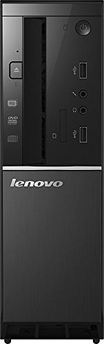 2017 Lenovo Ideacentre High Performance SFF Desktop PC, Quad Core Intel Core I5 Processor 3.2 GHz, 8GB RAM, 1TB 7200RPM HDD, 802.11ac, Bluetooth, DVD, HDMI, VGA, Windows 10