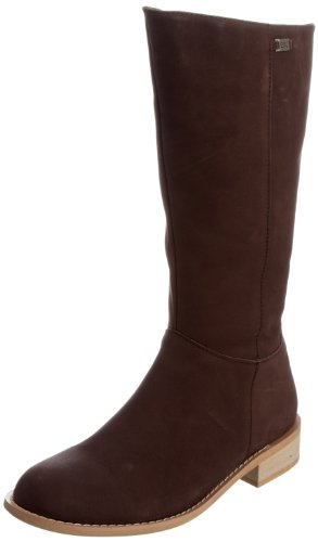 Emu Australia Women's Elanora Chocolate Mid Calf Boots W10148 6 UK, 39 EU, 8 US