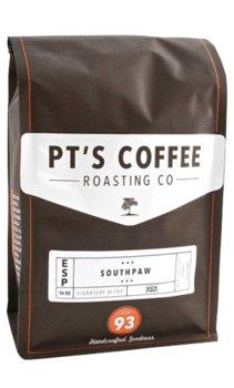 Pt'S Coffee - Southpaw Espresso Coffee Beans - 5 Lbs