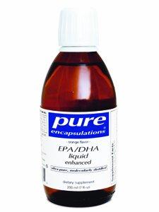 Pure Encapsulations Epa/Dha Liquid Enhanced 200Ml (P14814)
