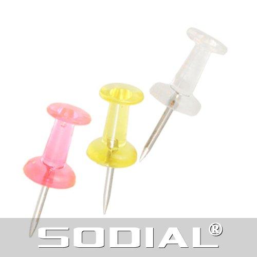 sodialr-50-x-punaises-de-carte-en-plastique-5-couleurs