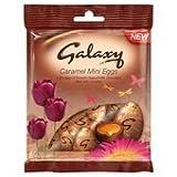 Galaxy Caramel Mini Eggs Bag 96g (single for)