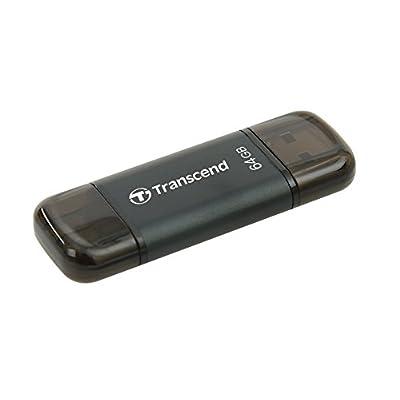 Transcend 64GB JetDrive Go 300 Black