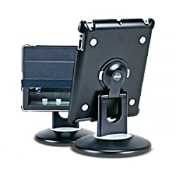 3rd Generation iPad Station (Black / Gray) (8