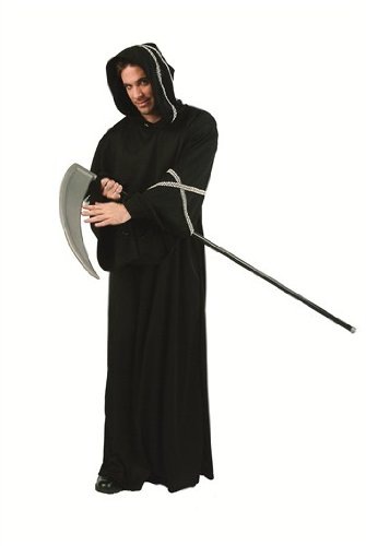King Warrior Adult Hooded Robe Costume