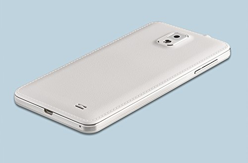 Octa Core 5 Inch Cell Phone 'Note 3 Mini' - 1.7GHz, 1GB RAM, 8GB ROM, 32GB SD Card Slot, Dual SIM, Android 4.2 OS (White)